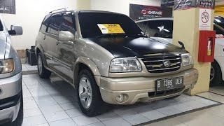 Download lagu Suzuki Grand Escudo XL-7 2.5 V6 A/T 2004 Review Indonesia