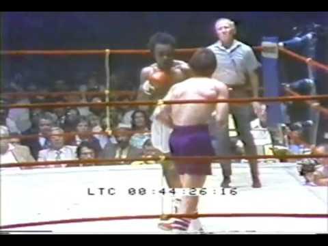 Sugar Ray Leonard vs Dick Ecklund