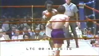 Sugar Ray Leonard vs Dick Ecklund