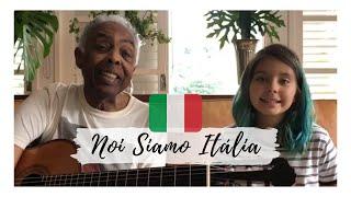 Gilberto Gil e Flor Gil - Volare - Noi siamo Italia