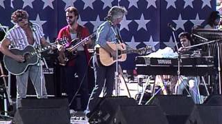 John Schneider - They Auctioned Off Daddy's Farm Today (Live at Farm Aid 1986)