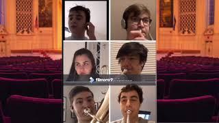 NYS brass ensemble virtual project