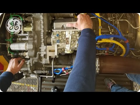 CT7 - Shake Test - GE Aviation Maintenance Minute
