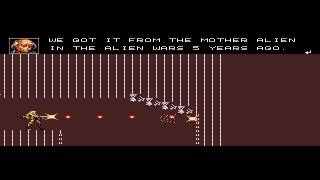 Contra - Hard Corps (Hit Points Restoration) - Contra Hard Corps - Messing with the debug stage! - User video