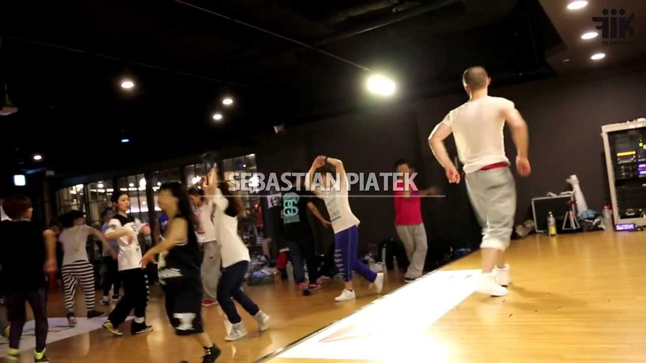 [NEW DANCE AEROBIC WORKSHOP by sebastian piatek] 2015 FIK ...