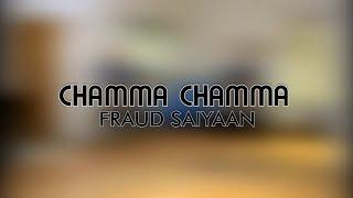 Chamma Chamma Song - Neha Kakkar, Romi, Arun, Ikka  | Dance Cover 2019 | ZinAshwini