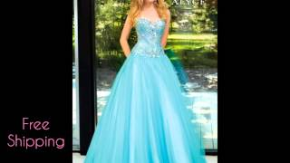 Ball Gown Prom Dresses 2013