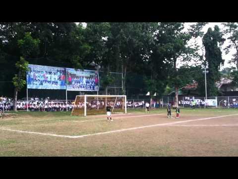 CVIRAA 2014-  Football Championship match between Cebu City and Cebu Province.
