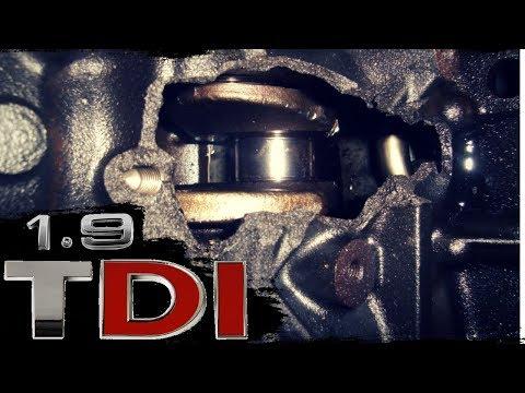 Двигатель 1.9 TDI