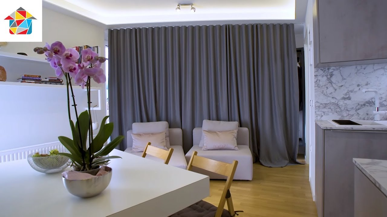 Ambienti Tv Show Small Apartment Solutions Ivana Kobilice