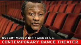 Presenting: Robert Moses' Kin, Mar 23 & 24, 2012 at the Aronoff Center
