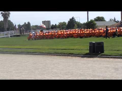 woodland high school graduation 6-14-2014 part 2 WOODLAND CA