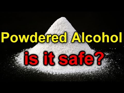 Powdered Alcohol, the Disturbing Truth!