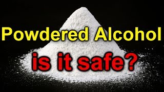 Repeat youtube video Powdered Alcohol, the Disturbing Truth!
