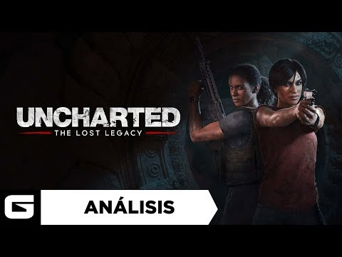 Uncharted: The Lost Legacy - Analisis review
