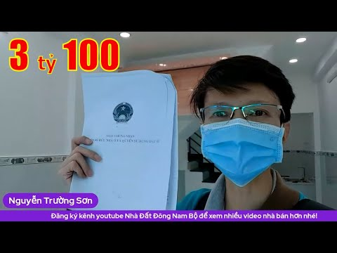 Livestream Bán nhà hẻm Lý Chiêu Hoàng phường 10 Quận 6 giá 3,1 tỷ (TL)