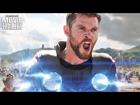 AVENGERS: INIFNITY WAR Bonus Features Compilation for Digital/Blu-Ray Release