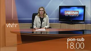 Vtv dnevnik najava 16. ožujka 2019.