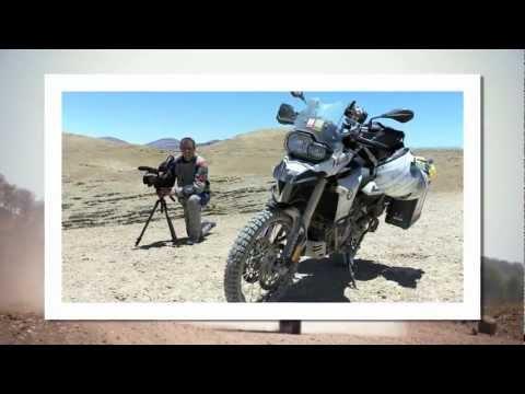 Sterling Noren's Essential Accessories - BMW F800GS