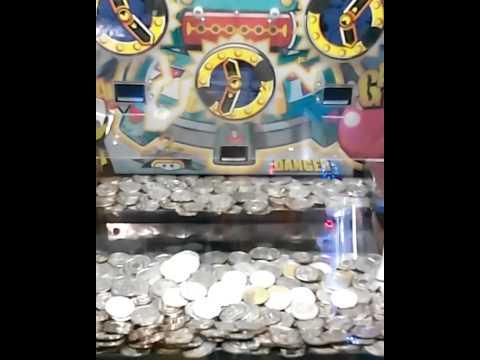 Namco Coin Dozer - Fun City Puri Indah Mall