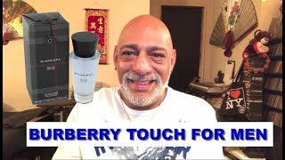 Burberry Touch for Men REVIEW (2000)