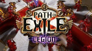 Path of Exile Legion Expansion Announcement