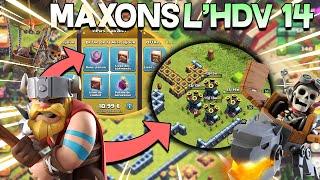 MAXONS L'HDV 14 & TEST BALLONS MAX ET SUPER BALLONS !! épisode 5