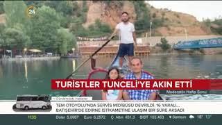 Huzur Şehri Tunceli...