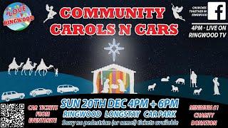 Community Carols n Cars 2020