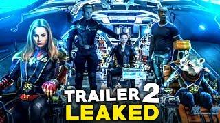 Avengers 4 Endgame Trailer 2 LEAKED ?? (தமிழ்)