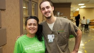 Brain Injury Patient Plans To Return To Mary Free Bed As Volunteer