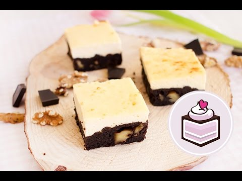 rezept f r low carb k sekuchen brownies brownie cheesecakes glutenfrei youtube. Black Bedroom Furniture Sets. Home Design Ideas