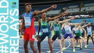 World Athletics Relays Silesia 2021   Day 2