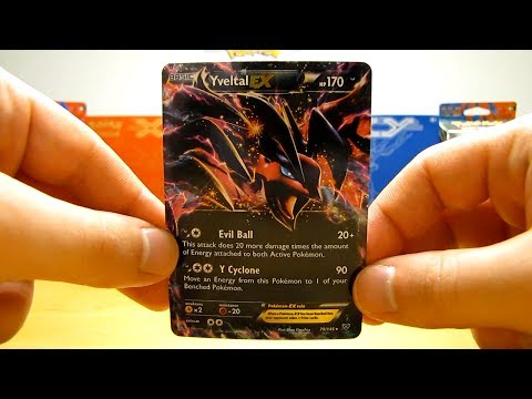 How Much Are X and Y Pokemon Cards Worth?