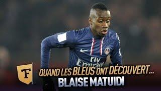 Champion du monde 2018 : Le parcours de Blaise Matuidi (Avril 2013)