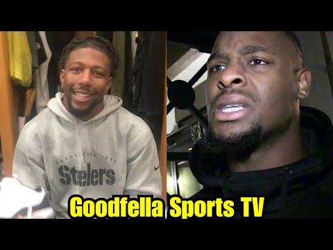 Pittsburgh Steelers Players Clown & Raid LeVeon Bell Locker | Why Steeler Players Are Dead Wrong!!!