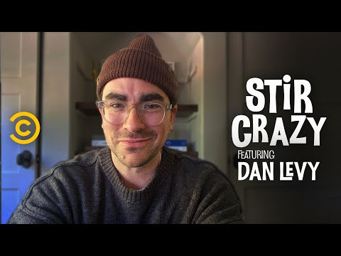 "Dan Levy on How the ""Schitt's Creek"" Characters Would Quarantine - Stir Crazy with Josh Horowitz"