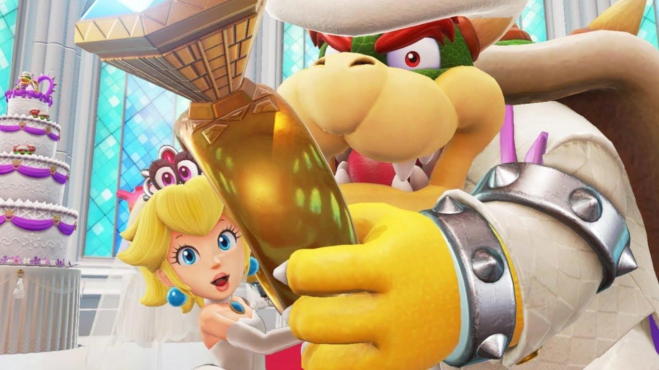 Download Super Mario Odyssey - All Cutscenes Full Movie HD