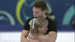 [HD] Anabelle Langlois and Patrice Archetto - 2002 Worlds FS - The Umbrellas of Cherbourg