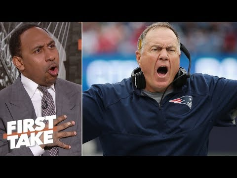 The Miami Miracle is Bill Belichicks fault - Stephen A. l First Take