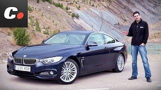BMW Serie 4 Coupé | Prueba / Test / Review en español | coches.net