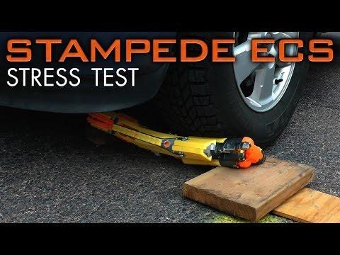 Nerf Stampede ECS Stress Test