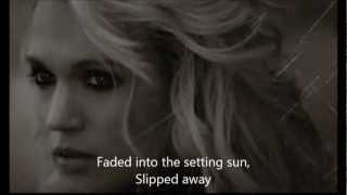 See You Again - Carrie Underwood with Lyrics
