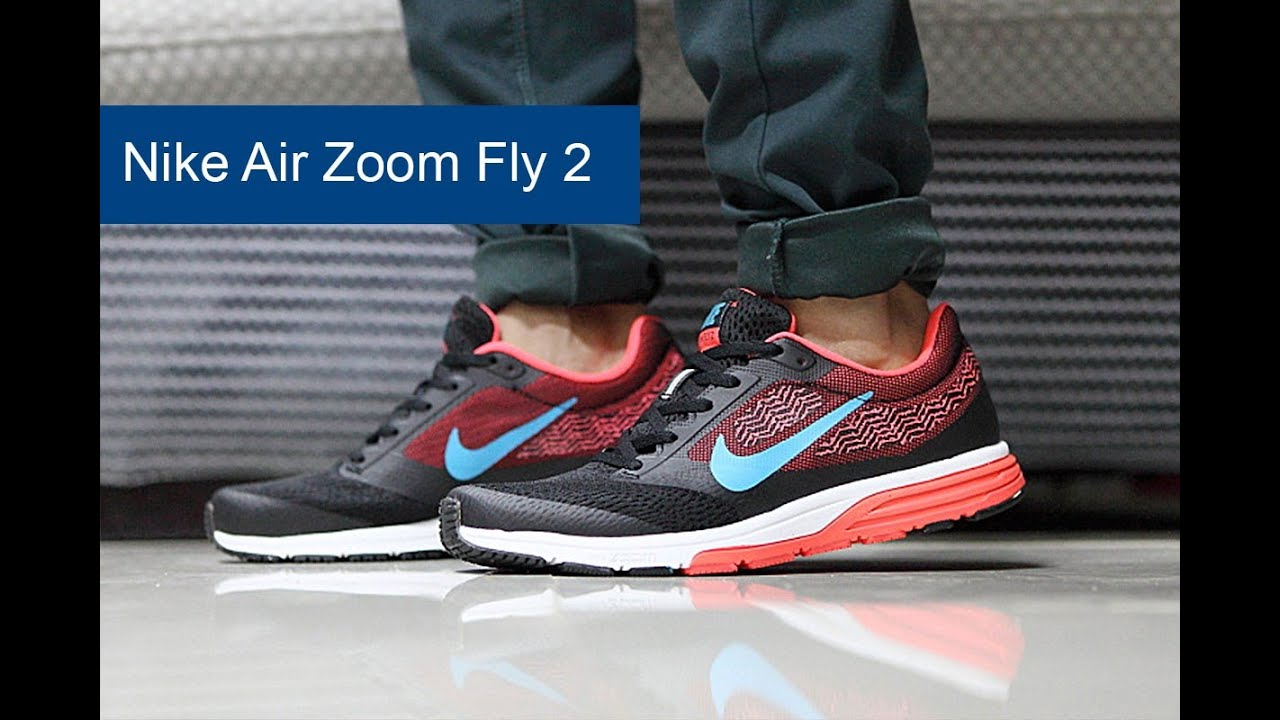 76fcd3f608cf6 Nike Air Zoom Fly 2 - YouTube