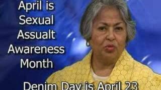 CA State Senator Gloria Negrete McLeod on Denim Day