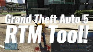 GTA 5 RTM Tool Showcase - AppNet Showcase!