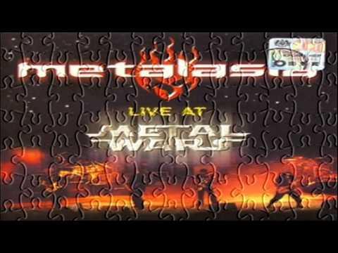Metalasia-Kamikaze (Live)