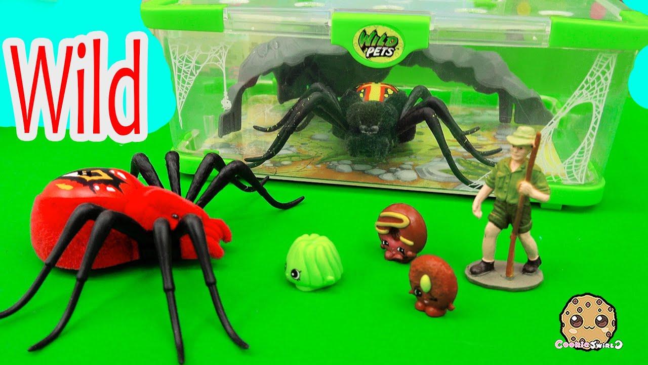 Shopkins Season 4 Visit Interactive Attack Wild Pets