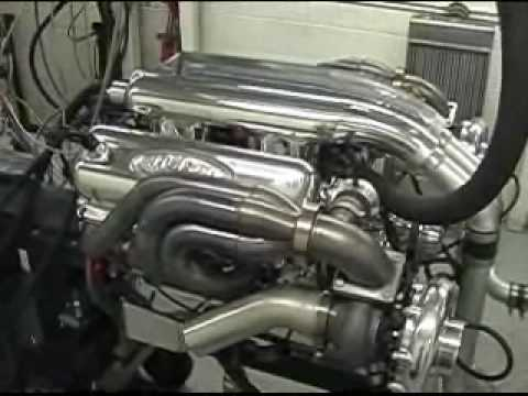 how to build a twin turbo small block chevy