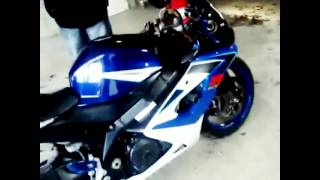 2005 Suzuki GSXR 1000 with speakers🔊🔊